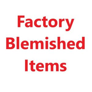 Factory Blemished Items